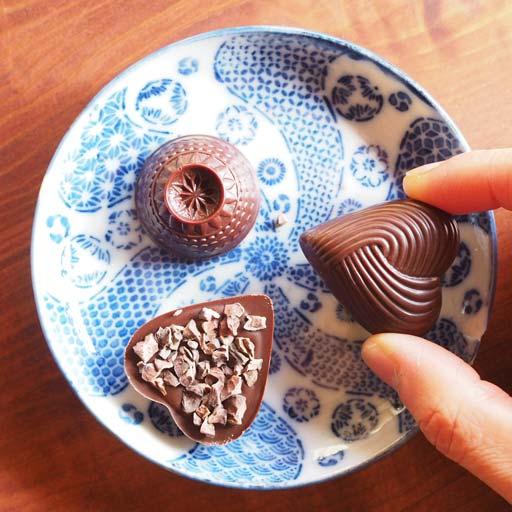 オーガニックなローチョコレートの通販サイト