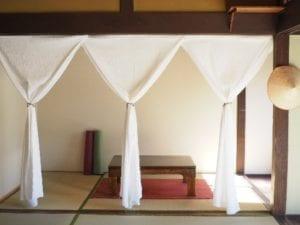 彦根の指定文化財を利用したカフェをレンタルスペースとして貸出中
