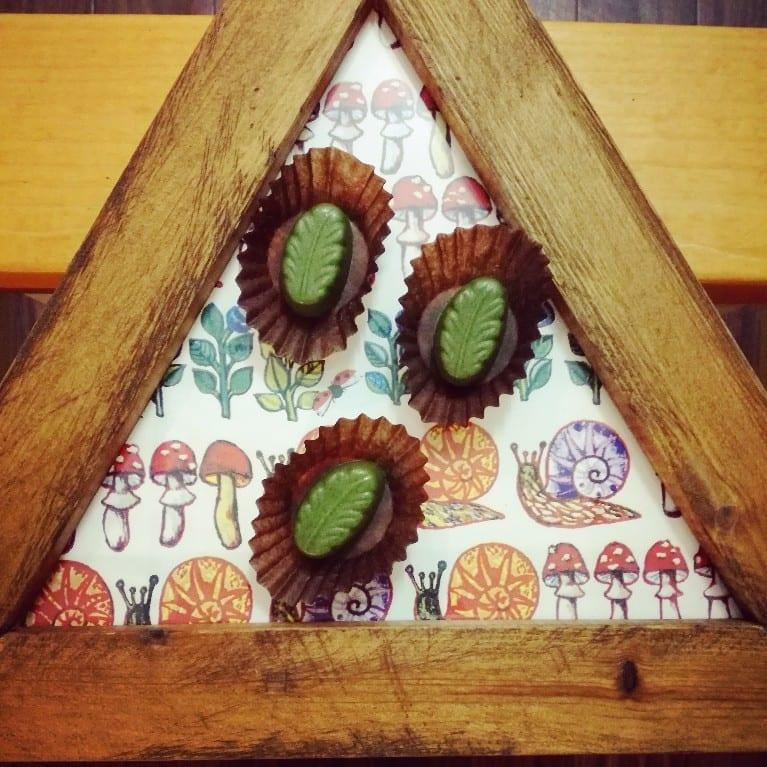 オーガニックな滋賀県産抹茶使用