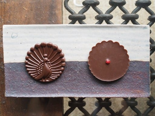 見た目も可愛いローチョコレート
