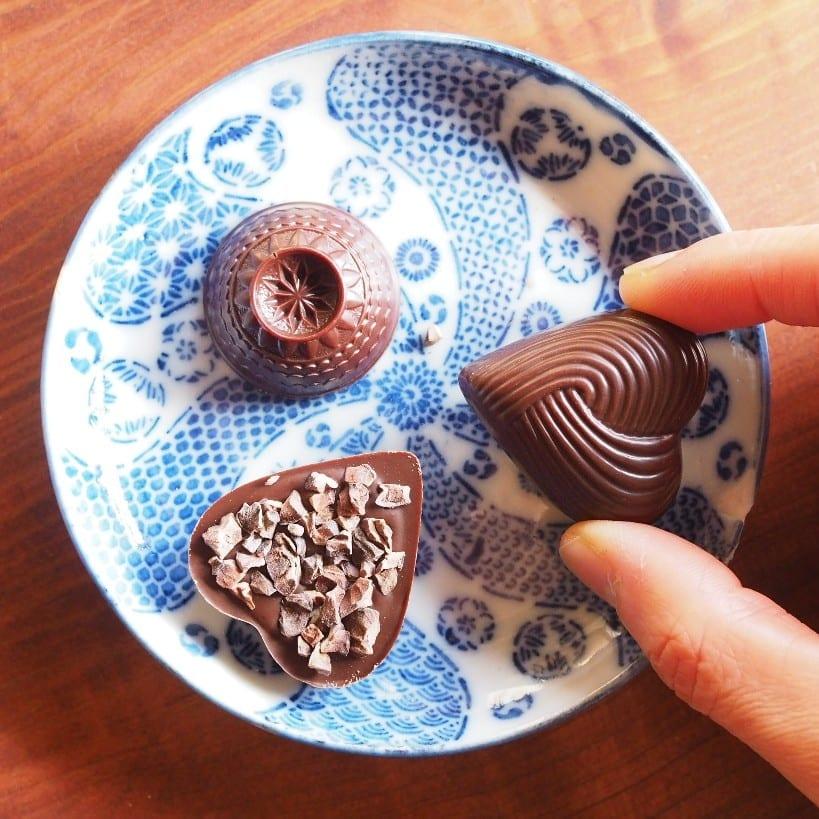 ヴィーガンローチョコレート