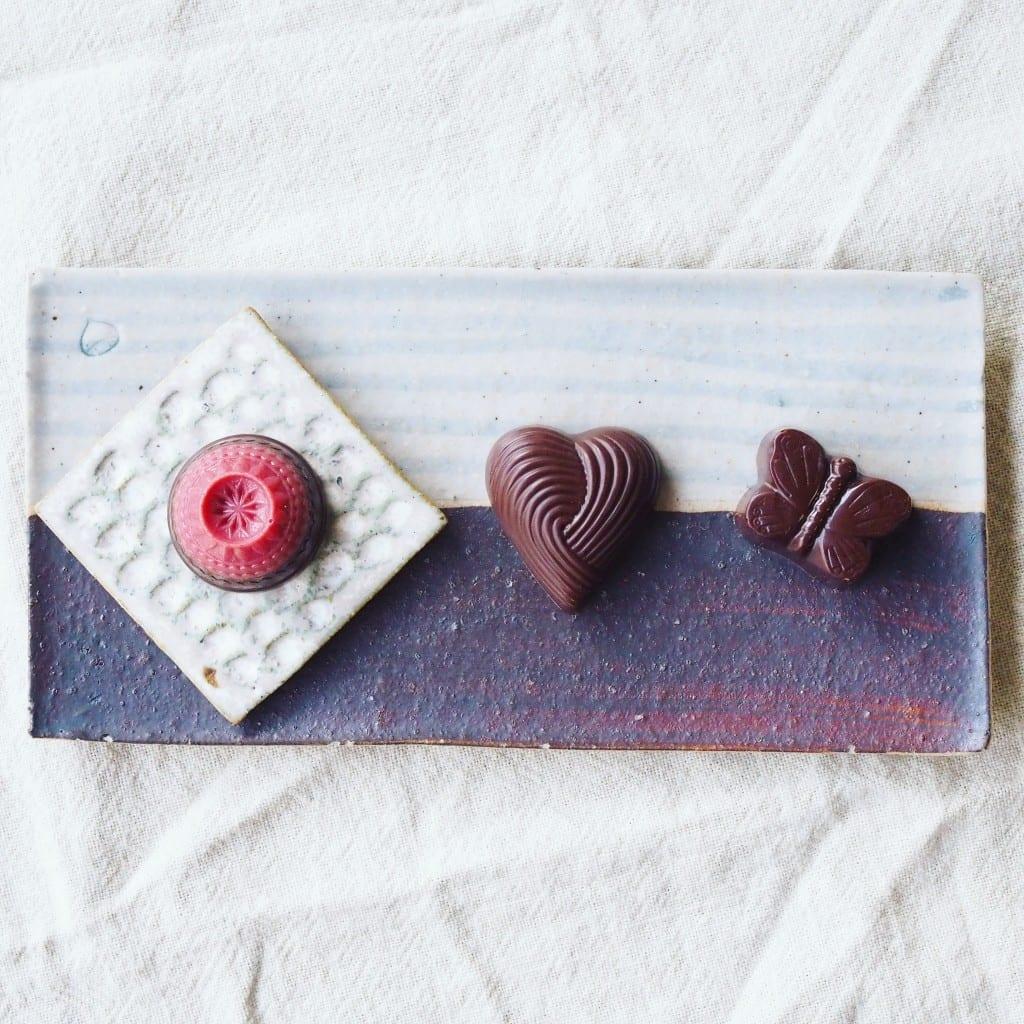 ハレトケトのヴィーガンチョコレート