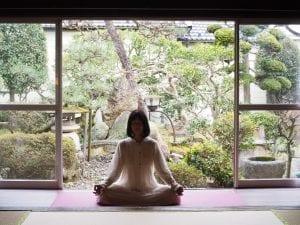 禅の精神を感じる、瞑想のためのヨガスタジオ
