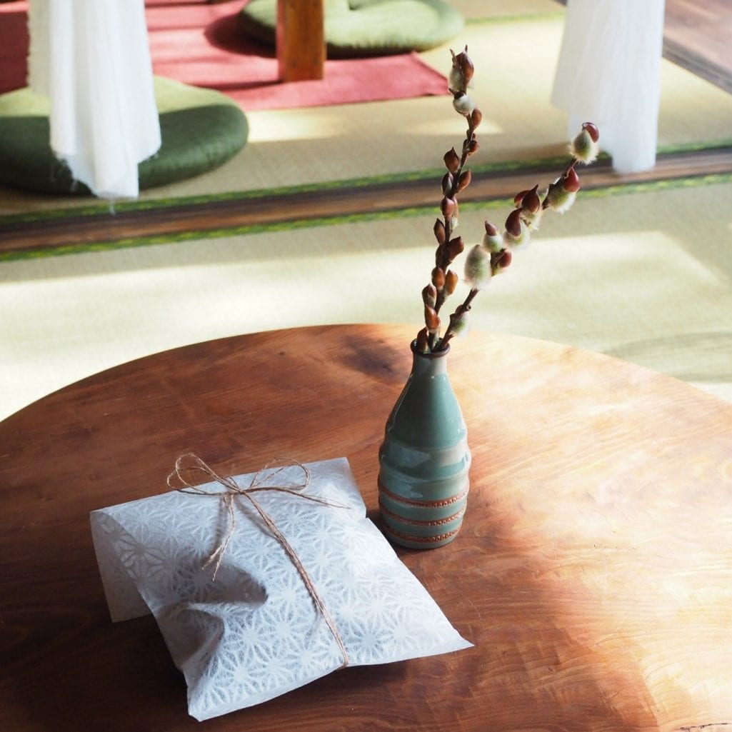 ふるカフェ系ハルさんの休日のローチョコレート