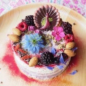 野菜や果物を使用したヴィーガンスイーツは栄養たっぷり