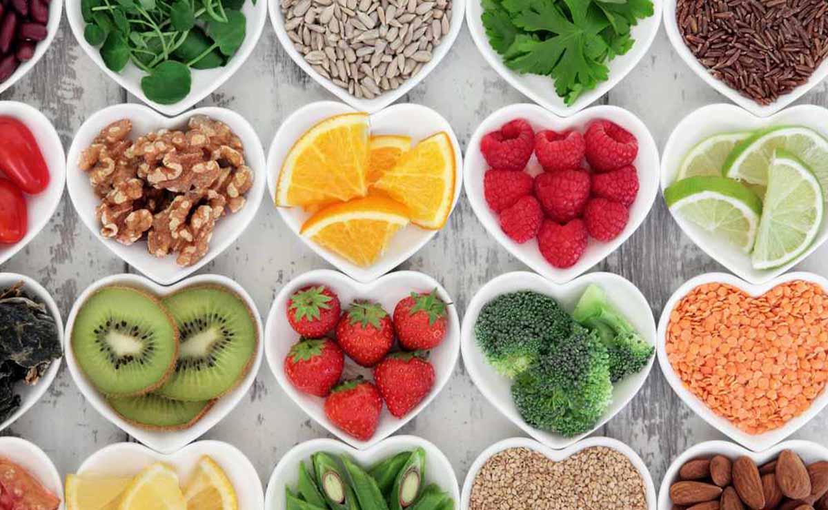 healthy vegan raw foods