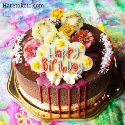 ロービーガンケーキ