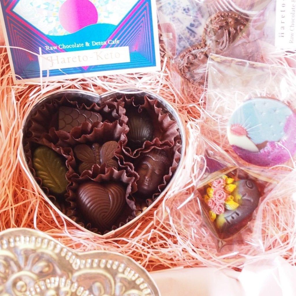 可愛いローチョコレート
