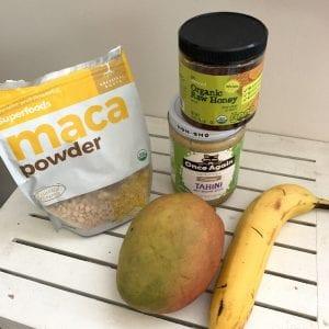 スーパーフードや果物、健康食品