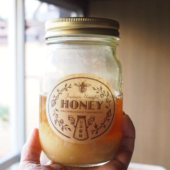 ニホンミツバチのヘルシーチョコ