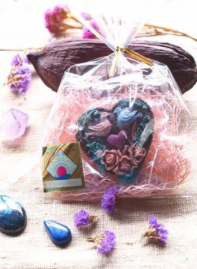 ヴィーガンチョコレートのプレゼント