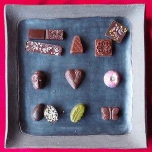 オーガニックなカカオの健康成分たっぷりのチョコレート