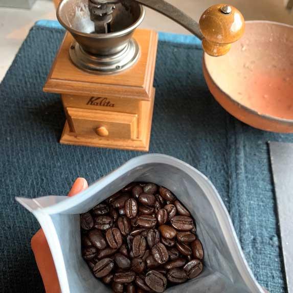 幻のトラジャコーヒーを使用したローチョコレート