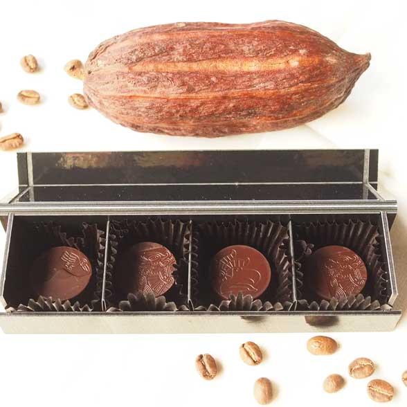 高級なチョコレートギフト
