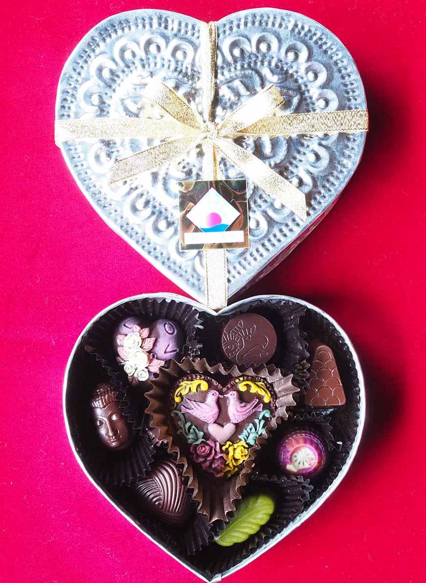ビーガンローチョコレートのギフト通販