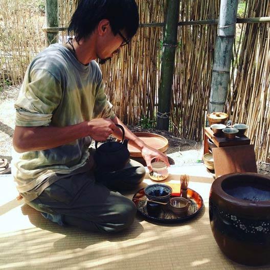 茶楽園の無農薬緑茶の通販サイト