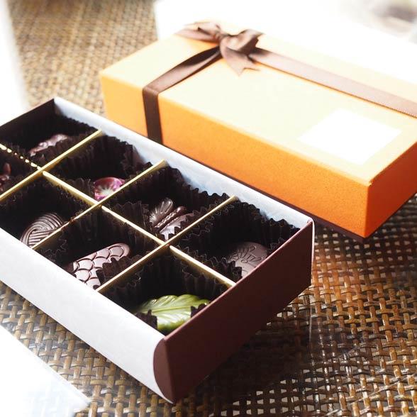 ギフトにぴったりのローチョコレートの通販サイト