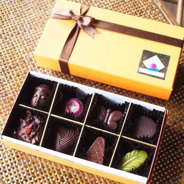 オーガニックな高カカオのローチョコレートのオンラインショップ