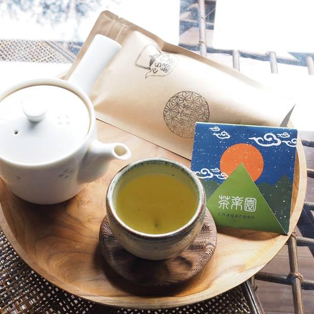 オーガニック緑茶のオンラインショップ