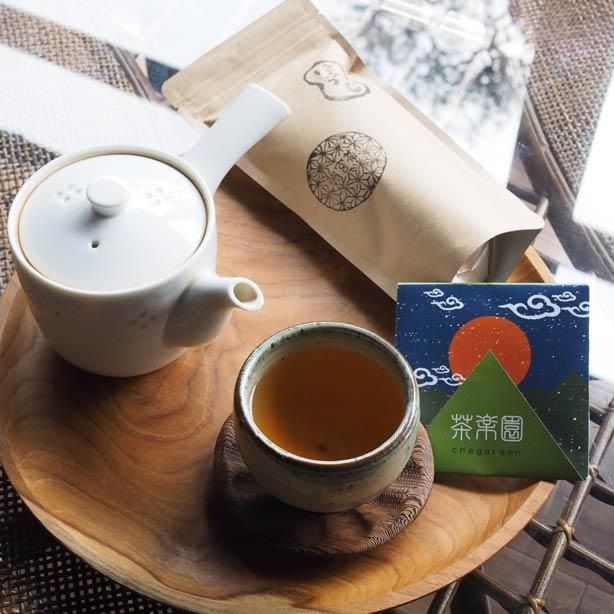 高級朝宮茶 無農薬ほうじ茶