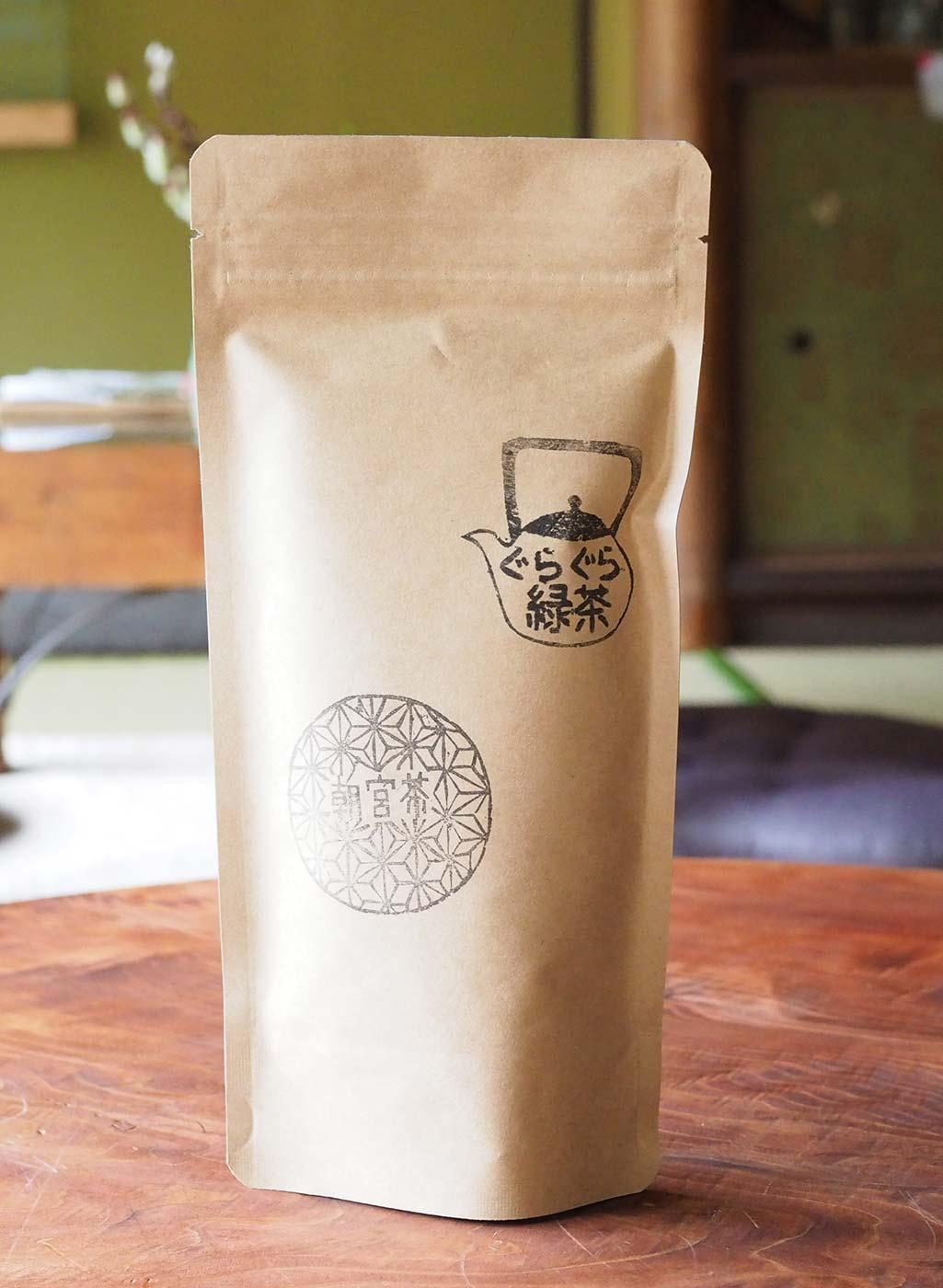 無農薬の信楽産の朝宮茶のオンラインショップ