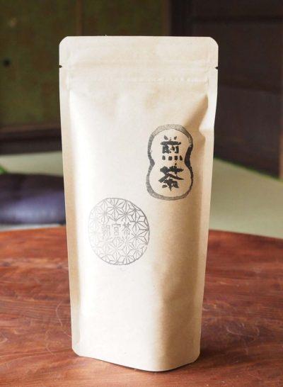 無農薬の在来種茶葉を使用した煎茶
