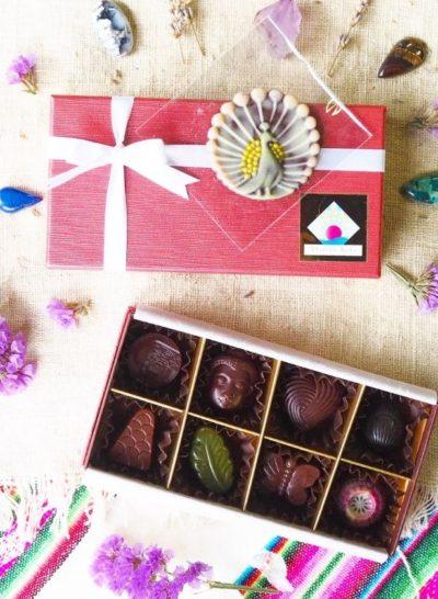 ハレトケトのバレンタインローチョコレートギフト