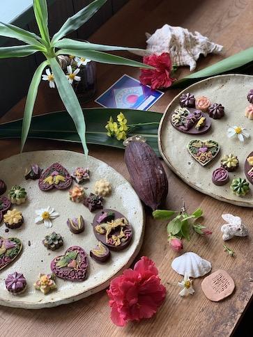 可愛いローチョコレートの通販サイト&レッスン
